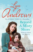 Beyond a Misty Shore by Lyn Andrews - book cover