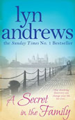 A Secret in the Family by Lyn Andrews - book cover