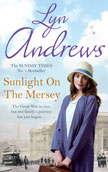 Sunlight on the Mersey by Lyn Andrews - book cover