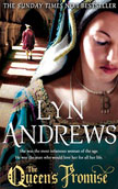 The Queen's Promise by Lyn Andrews - book cover