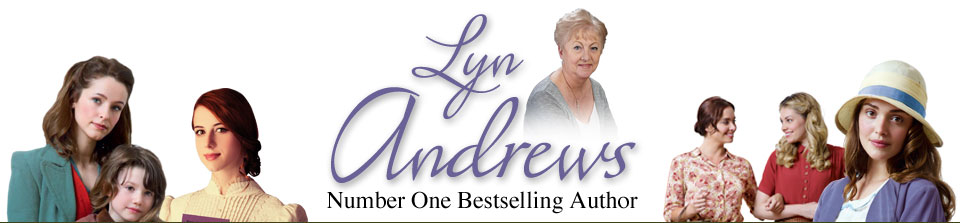 Lyn Andrews - nember one best=selling author