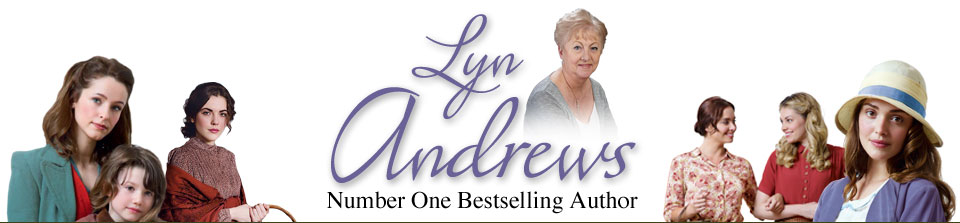 Lyn Andrews - number one best=selling author